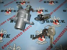 1954-1958 Buick Special Super Century Roadmaster Limited Ignition Switch w/ Keys