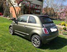 Fiat 500 Cabrio  Diesel by Diesel Edition