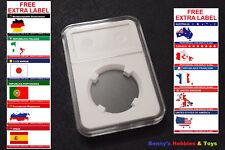 1 x New High Quality Coin Slab Holder (30 mm) - US Half Dollar / Canada Gold 1oz