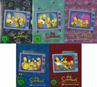 LOS Simpsons serie completa temporada 1+2+3+4+5 NEW 19 DVD ' s The Simpsons