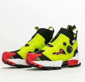 Reebok Instapump Fury x GTX GORE-TEX S23866 Boot Shoes High Sneakers