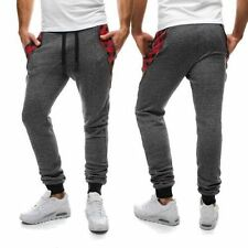 Cotton Fitness Activewear Trousers for Men