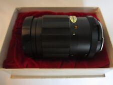 ACCURA DIAMATIC 135 mm f/2.8 automatic telephoto lens