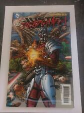 DC NEW 52 #7.1 JUSTICE LEAGUE OF AMERICA DEADSHOT #1 3D NM