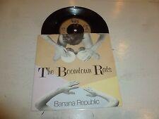 "BOOMTOWN RATS - Banana Republic - 1980 French 2-track 7"" vinyl single"