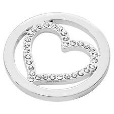 Markenlose Versilberte Modeschmuck-Halsketten & -Anhänger mit Zirkonia