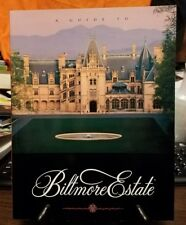Pre-owned ~ A Guide to Biltmore Estate PB, 2001 Vanderbilt Asheville NC