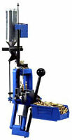 Dillon Precision RL 550C 40/10 Progressive Reloading Machine 4 Stage Manual Inde