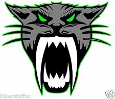 ARCTIC CAT HEAD STICKER CAR PHONE HELMET LAPTOP DIE CUT TOOLBOX STICKER WINDOW
