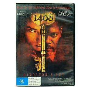 1408 (DVD, Region 4, 2007) Director's Cut