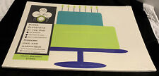 New listing Plat Du Jour Citron Happy Birthday Cake Paper Placemats Pad of 50 Sheets Party