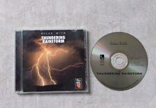 "CD AUDIO MUSIQUE / RELAX WITH... ""THUNDERING RAINSTORM"" CD ALBUM 1997 AMBIENT"
