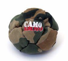 Hacky Sack 14 Panel Dirtbag Camo Ammo Camouflage Footbag Kick Bag New Undercover