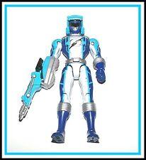 Power Rangers Operation Overdrive: Blue Torque Ranger w/ Helmet  _ * Must See *