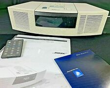Bose Wave Radio / CD / Alarm Clock AWRC-1P  w. Remote Control