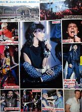 Nena Shaky Slade Joan Jett Adam Ant  1983  BRAVO Seite 80er Poster Plakat - 24