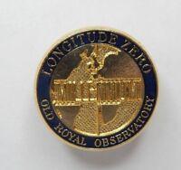 The Royal Observatory Longitude Zero Millennium Badge