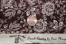 """FRENCH COUNTRY"" CIRCA 1850 QUILT FABRIC BTY WASHINGTON STREET STUDIO 00367-Z"