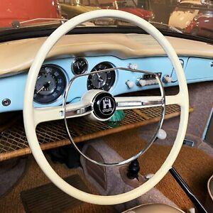 Steering Wheel Full Horn Ring for Volkswagen T1 Beetle Ghia VW T3 Okrasa Bug KDF