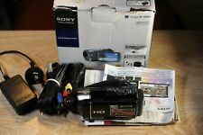 Sony Handycam HDR-CX130 HD Camcorder - BLACK BOXED