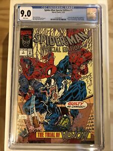 Spider-Man Special Edition 1 CGC 9.0