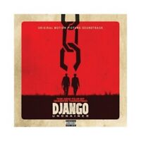 QUENTIN TARANTINO'S DJANGO UNCHAINED  (2 VINYL LP)  23 TRACKS SOUNDTRACK  NEW