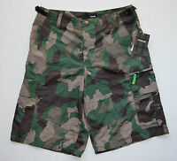 Boy's Youth Hurley Camouflage Grid Board Shorts Swim