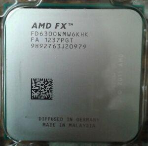 AMD FX-6300 Six-Core 3.8GHz CPU Processor AM3+ (FD6300WMW6KHK) 24 Month Warranty