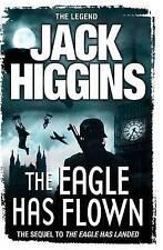 The Eagle Has Flown by Jack Higgins (Paperback, 2013)