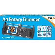 A4 Precision photo, Rotary, papier Cutter Trimmer Arts Crafts Home carte