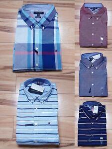 Tommy Hilfiger Men's Slim Fit the flex Button Down Shirt