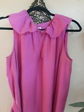 Anne Klein Dress Size 12 • Summer Dress • Pink Dress • Preowned