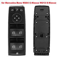 Für Mercedes-Benz W204 C Klasse W212 E Klasse Fensterheberschalter Schaltelement