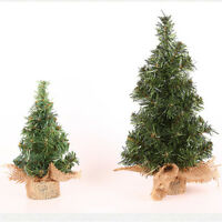 New Mini Christmas Tree Desk Table Decor Festival Party Ornaments Xmas Gift