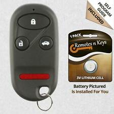 New Replacement Keyless Entry Remote Alarm Car Key Fob Control for OUCG8D-344H-A