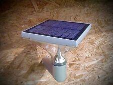 Solaire LED Lanterne Murale 9 Lampe Applique Paillette 466
