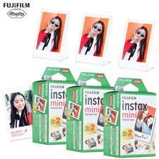 Instax 60 Bilder Mini Film Sofortbildfilm+3* Bilderrahmen Fujifilm 7s/8/25/9/90