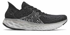 New Balance para Hombres Fresh espuma 1080v10 Zapatos Negro Con Gris