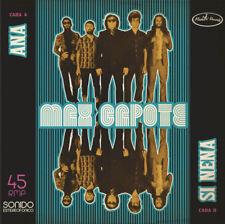 """MAX CAPOTE Ana 7"""" . los saicos garage beat"""
