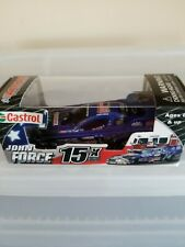 ACTION RACING  JOHN FORCE  CASTROL 1.64 SCALE