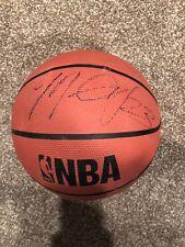 Marcus Camby Signed Basketball Auto COA