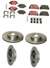 Scion TC 2005 - 2010 Front & Rear Brake Kit Brembo Disc Rotors And Brake Pads