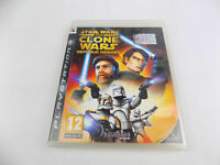 Mint Disc Playstation 3 Ps3 Star Wars The Clone Wars Republic Heroes Free Post