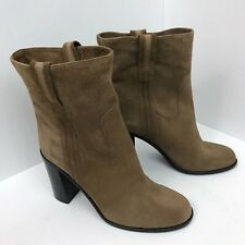 7e4afce69aed New Kate Spade New York Size 10 Baise Ankle Boots Booties Brown Suede  375