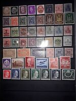 Germany Empire/Weimar Republic/Third Reich in MNH (Premium Values). See details.