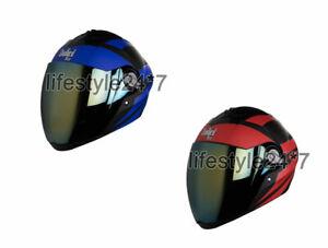 Steelbird Air SBA-2 Streak Full Face Helmet with Visor