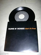 "GUNS N´ROSES Ain´t It Fun /Down On The Farm *MEGARARE 7"" SINGLE*"