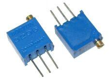 4 TRIMMER 3296W 100 OHM 100R potenziometro multigiro resistor Potentiometer 3296