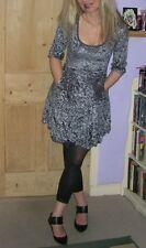 Mini Dress Tunic Miss Selfridge Size UK 6, EU 34