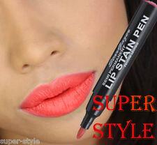 Stargazer MATTE CORAL SEMI PERMANENT LIP STAIN PEN Long Lasting Lipstick #6